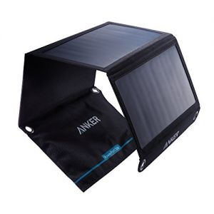 1. Solar-Panel Testsieger: Anker Power Port AK-A2421011